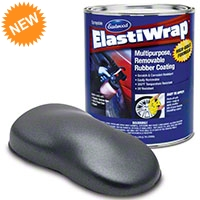 Eastwood ElastiWrap Sprayable Gallon - Gray Metallic - Eastwood 55615058ZP