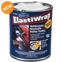 Eastwood ElastiWrap Sprayable Gallon - Matte Clear - Eastwood 55615060ZP