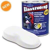 Eastwood ElastiWrap Sprayable Gallon - White Lightning - Eastwood 55615052ZP