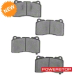 Power Stop Z23 Evolution Sport Ceramic Brake Pads - Front Pair (11-14 GT Brembo, 12-13 BOSS, 07-12 GT500) - Power Stop Z23-1001