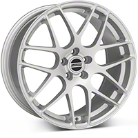 AMR Silver Wheel - 20x10 (05-14 All) - American Muscle Wheels 38678