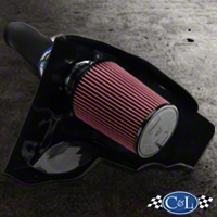 C&L Cold Air Intake Kit (2015 V6) - C&L 390002