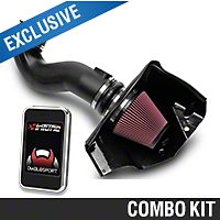 Airaid Race CAI and Intune Tuner (05-09 GT) - Bama 38052||39024||450-304||52109||I-1000