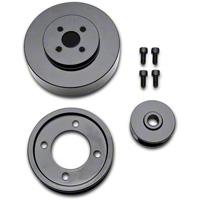 MAC Underdrive Pulleys - Steel (94-95 GT, Cobra) - MAC Performance 5495