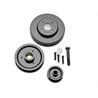 MAC Underdrive Pulleys (96-Mid 01 GT, Cobra) - MAC Performance 4696