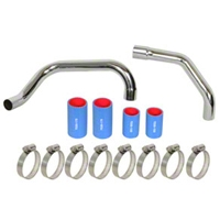 MAC Chrome Radiator Hose Kit (87-93 5.0L) - MAC RK7995