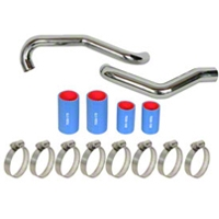 Chrome Radiator Hose Kit (94-95 GT, Cobra) - AM Exterior RK9495