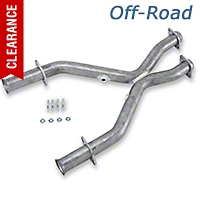 MAC Off-Road X-Pipe (99-04 4.6L w/ Long Tube Headers) - MAC X994