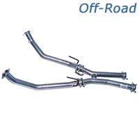 MAC Off-Road H-Pipe (79-93 5.0L) - MAC 438690