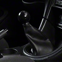 Modern Billet Retro Style 5-Speed Shift Knob - Black (79-04 All) - Modern Billet 41004