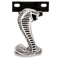 Cobra Grille Emblem w/ Bracket (94-04 All)