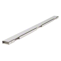 Polished Stainless Steel Radiator Cover - 2 Row (86-93 5.0L) - AM Exterior 5012