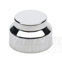Chrome EGR Valve Cap Cover (87-93 All) - AM Exterior 5046