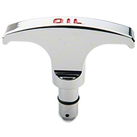 Chrome Oil Dipstick Handle (05-14 GT) - Modern Billet UDU-05-ODS-GT-CH