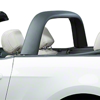 MMD Convertible Styling Bar - Charcoal (05-14 GT, V6, GT500) - MMD 41105