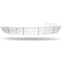 Polished Billet Grille - Lower (10-12 GT500) - Modern Billet GRL-10-GT500-LOW