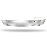 Modern Billet Black Billet Grille - Lower (10-12 GT500)