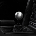 Modern Billet 2010 Style Shift Knob - Satin (05-10 All)
