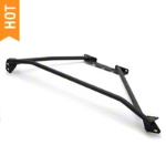 SR Performance Black Strut Tower Brace (94-04 GT, V6) - SR Performance 2157A4D||94333