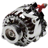 Chrome Alternator - 105 Amp (01-04 V6) - AM Engine 1R3U-10300-AA