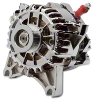 Chrome Alternator - 105 Amp (99-04 GT)