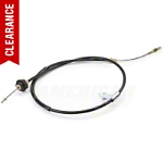 SR Performance Adjustable Clutch Cable (79-95 5.0L) - SR Performance 41174