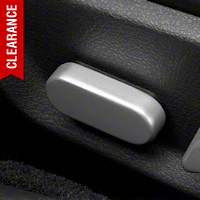 Modern Billet Satin Seat Adjuster Cover (05-14 All) - Modern Billet 41188