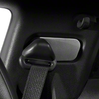 Satin Seat Belt Anchor Covers (05-09 All) - Modern Billet 41189