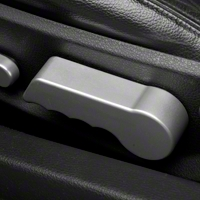Satin Seat Tilt Lever Covers (05-14 All) - Modern Billet 41190