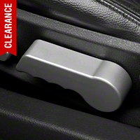 Modern Billet Satin Seat Tilt Lever Covers (05-14 All) - Modern Billet 41190