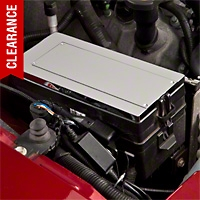 Modern Billet Chrome Fuse Box Cover (05-09 All)