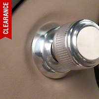 Modern Billet Polished Billet Headlight Knob Bezel (94-04 All)