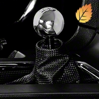 Modern Billet Retro Style 6-Speed Shift Knob - Chrome (11-14 All)