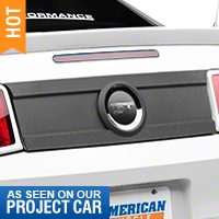 MMD Rear Decklid Panel (10-12 All) - MMD 41218