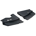 Radiator Extension Covers - Unpainted (05-09 GT, V6) - AM Exterior 41219-00