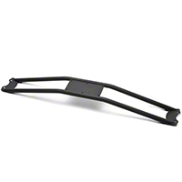 Black Strut Tower Brace (05-10 GT) - SR Performance 94334