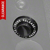 Modern Billet Trunk Release Switch (79-93) - Modern Billet TRNK-REL-SW