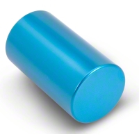 Modern Billet Anodized Blue A/C Fill Cap Cover (05-10 All) - Modern Billet UDU-05-AC-BL
