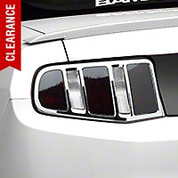 MMD Chrome Tail Light Trim (10-12 All) - MMD 41272
