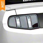 MMD Matte Black Tail Light Trim (10-12 All) - MMD 41273