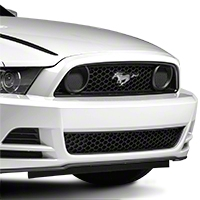MMD Boss Style Fog Light Deletes (13-14 GT) - MMD 41286
