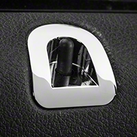 Modern Billet Chrome Door Lock Bezel (05-14 All) - Modern Billet 41312