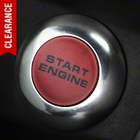 Push Button Start Ignition Kit (99-04 All) - AM Interior 41333