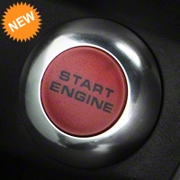 Push Button Start Ignition Kit (99-04 Mustang) - AM Interior 41333