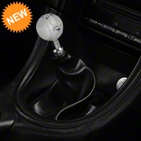 Modern Billet Mach 1 Style Shift Knob w/ Running Pony Logo (79-04 All) - Modern Billet 41438