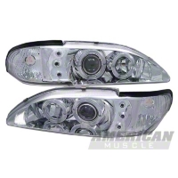 Chrome Angel Eye Projectors (94-98)