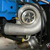 Hellion Single Turbo - Complete Kit (11-14 V6) - Hellion 11-13 V6 Single Turbo Kit