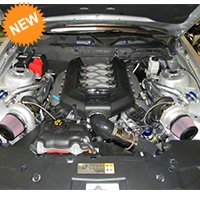 Hellion Twin Turbo - Complete Kit (11-14 GT) - Hellion 11-14 GT Twin Turbo Kit