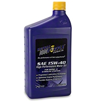 Royal Purple 15w40 Motor Oil - Royal Purple 1154