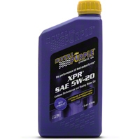Royal Purple XPR Race 5w20 Motor Oil - Royal Purple 1011